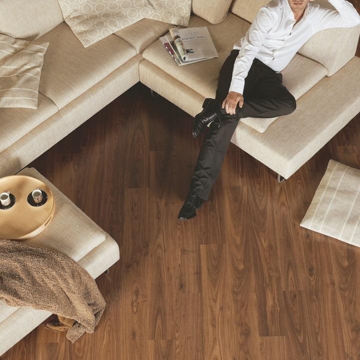 conels oiled walnut flooring image