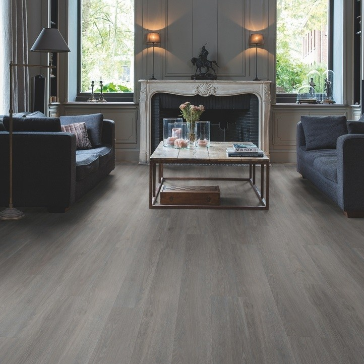 silk oak flooring image