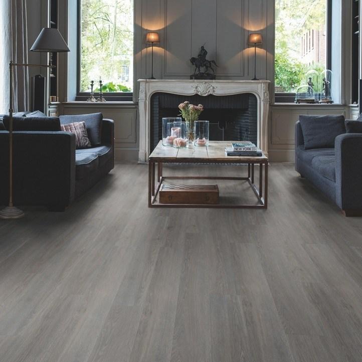 silk oak flooring image