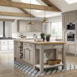 Shaker style kitchen image
