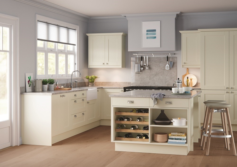 fusion shaker kitchen image
