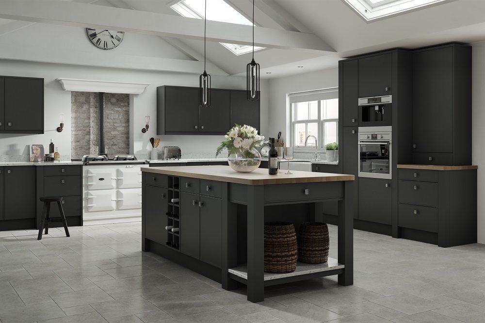 goscote shaker kitchen image