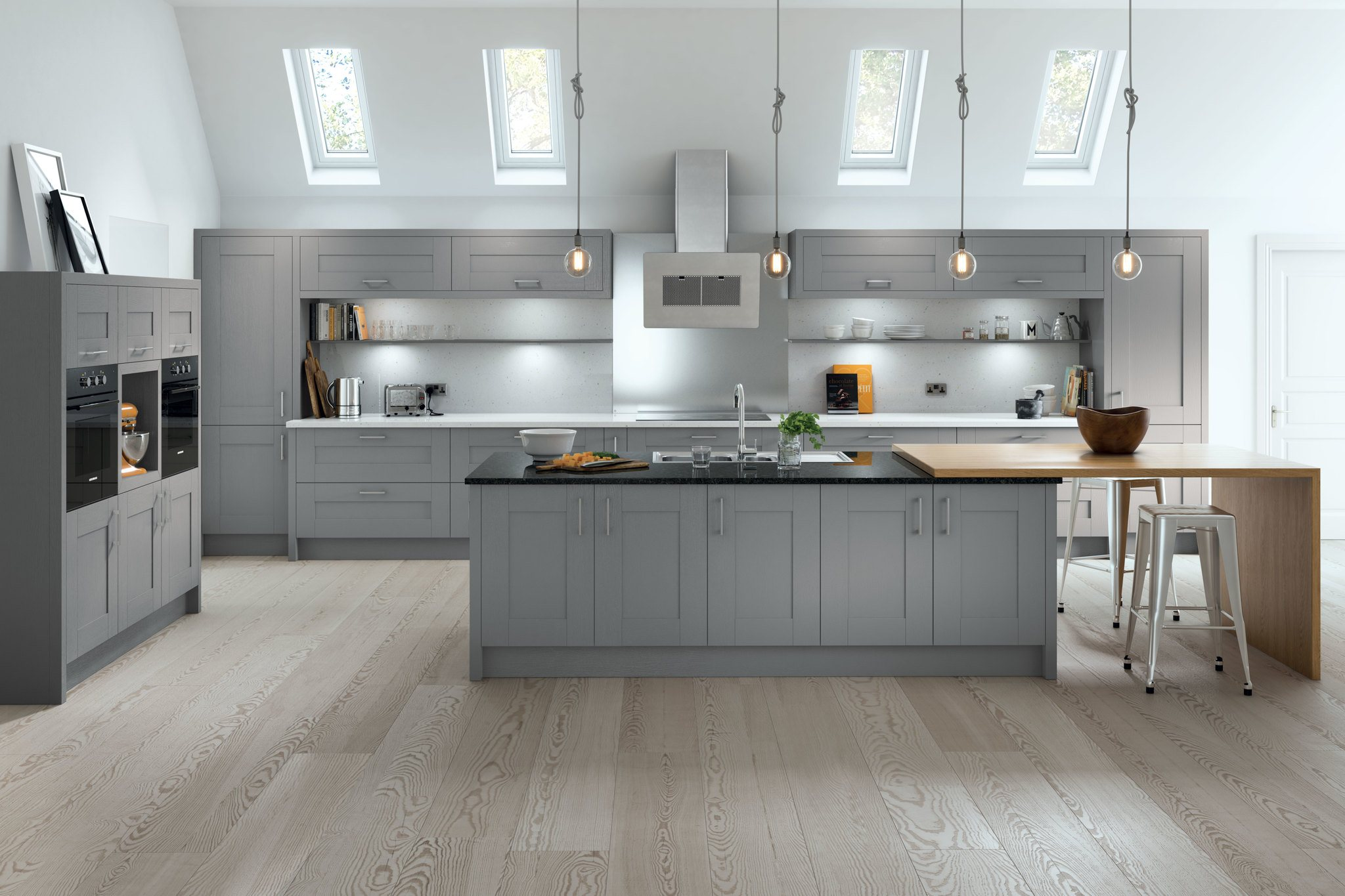 Kitchen fitters North wales image