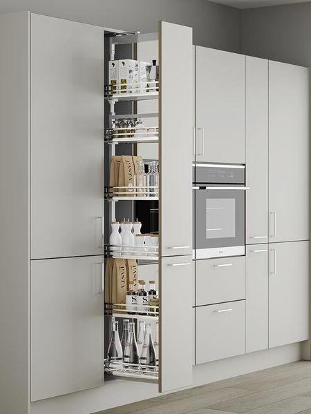 Kitchen Larder storage image
