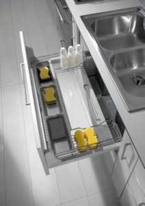 undersink pull out