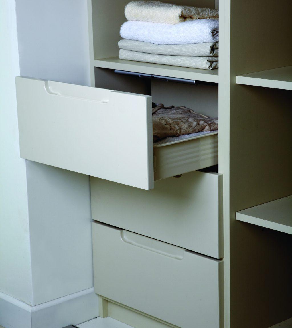 Internal 3 drawer chest HR